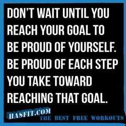 DON'T WAIT UNTIL YOU 