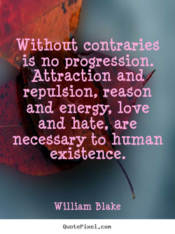 Without contraries 