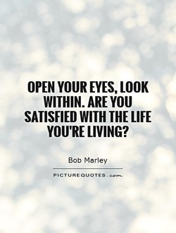 OPEN YOUR EYES, LOOK 