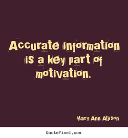 Accurate InprmatiØn 