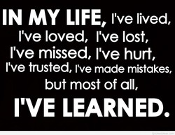 loved, lost, 
