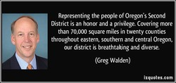 Representing the people of Oregon's Second 