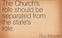 he Church's 