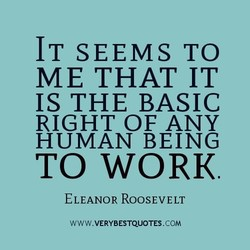 IT SEEMS TO 