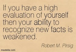 If you have a high 
