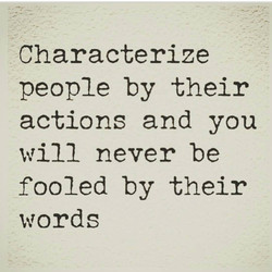 Characterize 