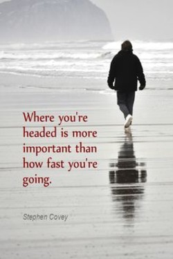 Where you're 