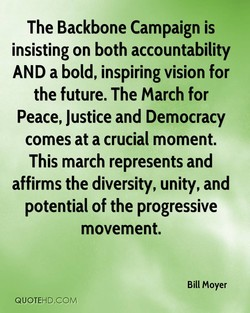 The Backbone Campaign is 