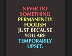NEVER DO 
