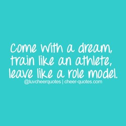 come With dream, 