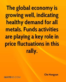 The global economy is 