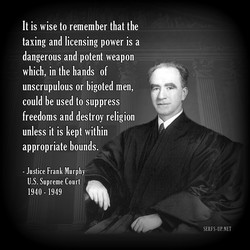 It is wise to remember that the 