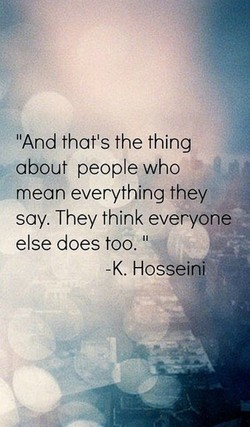 JIAnd that's the thing 