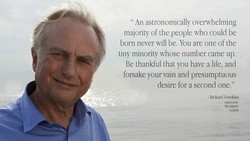 An astronomically overwhelming 