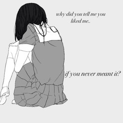 why did you te// meyou 