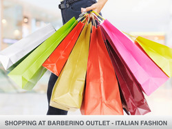 SHOPPING AT BARBERINO OUTLET - ITALIAN FASHION