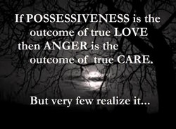 If POSSESSIVEyESS is the 