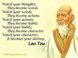 •ratch your thoughts; 