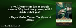 I would very much Like to Strangle 