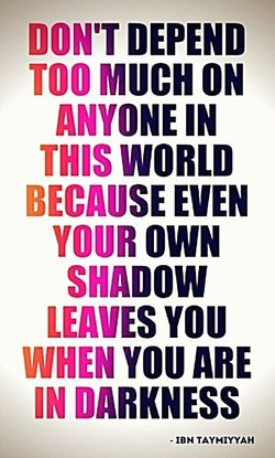 D0N'T DEPEND 