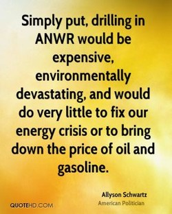 Simply put, drilling in 