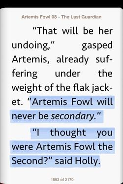 Artemis Fowl 08 - The Last Guardian 