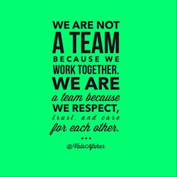 WE ARE NOT 