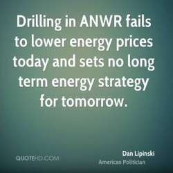 Drilling in ANWR fails 
