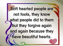 st hearted people are 
