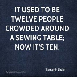 IT USED TO BE 