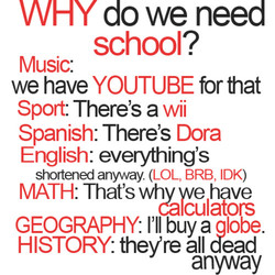 do we need 