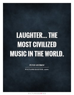 LAUGHTER... THE 