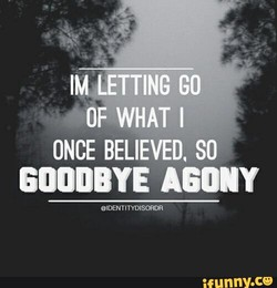 1M LETTING GO 