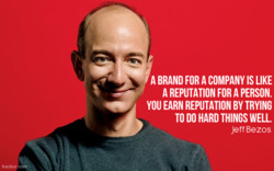 A BRAND FOR A COMPANY IS LIKE 