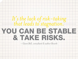 YOU CAN BE STABLE 