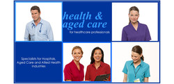 health & aged care for healthcare professionals Specialists for Hospitals, Aged Care and Al ied Health Industries