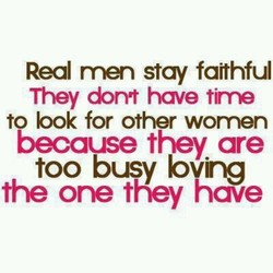 Real rrzn stay faithful 