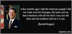 A few months ago I told the American people I did 