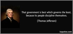 That government is best which governs the least, 