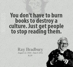 You don't have to burn 
