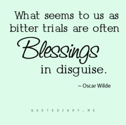 What seems to us as 