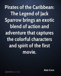 Pirates of the Caribbean: 