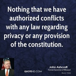 Nothing that we have 