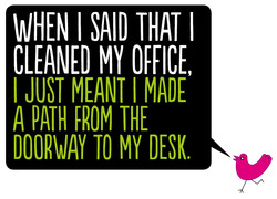 WHEN I SAID THAT I 