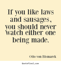 If you like laws 