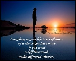 Egergåing in gour life iJ w Reflecüon 
