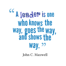 A leadep is one 