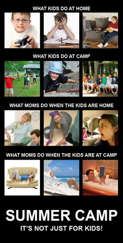 WHAT KIDS DO AT HOME 