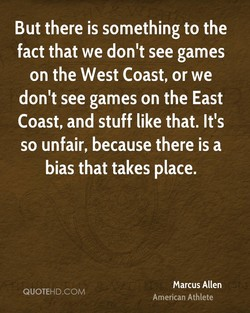 But there is something to the 