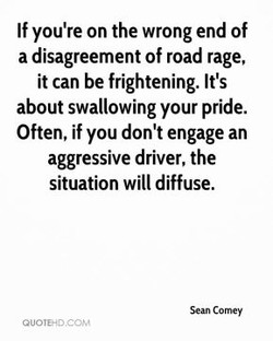 If you're on the wrong end of 